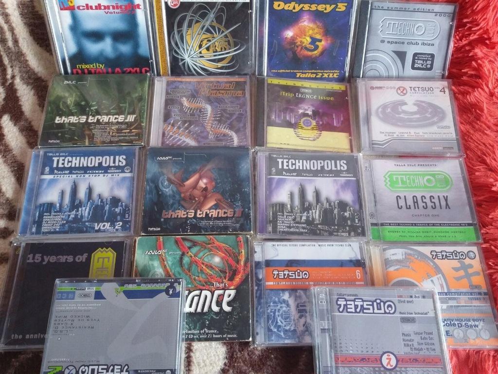Talla 2XLC Discography