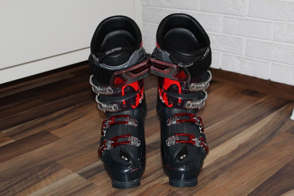 Buty narciarskie SALOMON GUN rozm. 28,5 7093973031