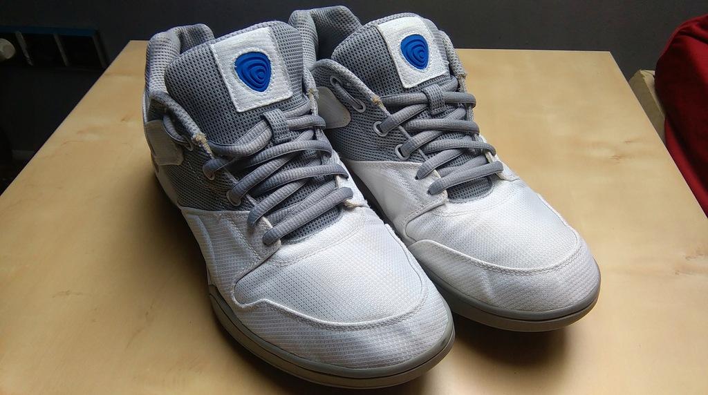 adidas sportowe Reebok Easy tone 44,5 białe BDB