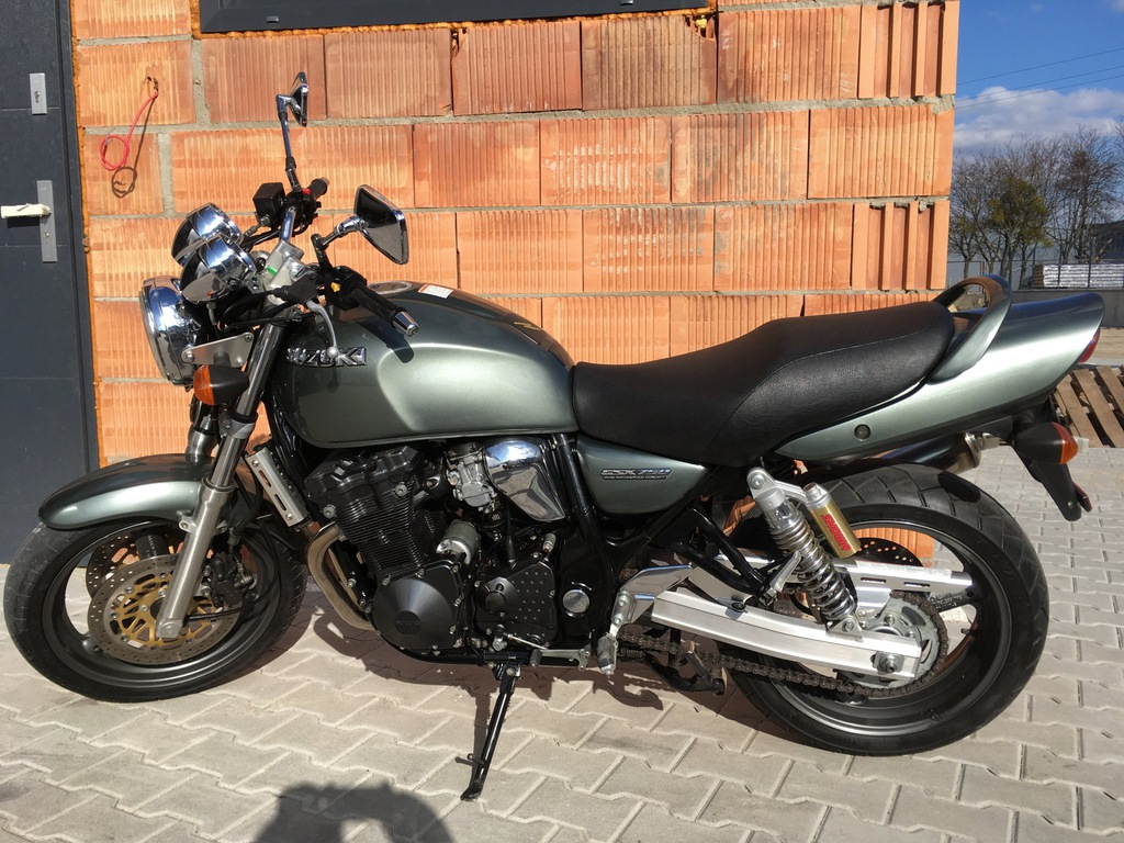 Ogon Suzuki Gsx 750 Inazuma 1200 Kolor Y9g 7222432559 Oficjalne Archiwum Allegro