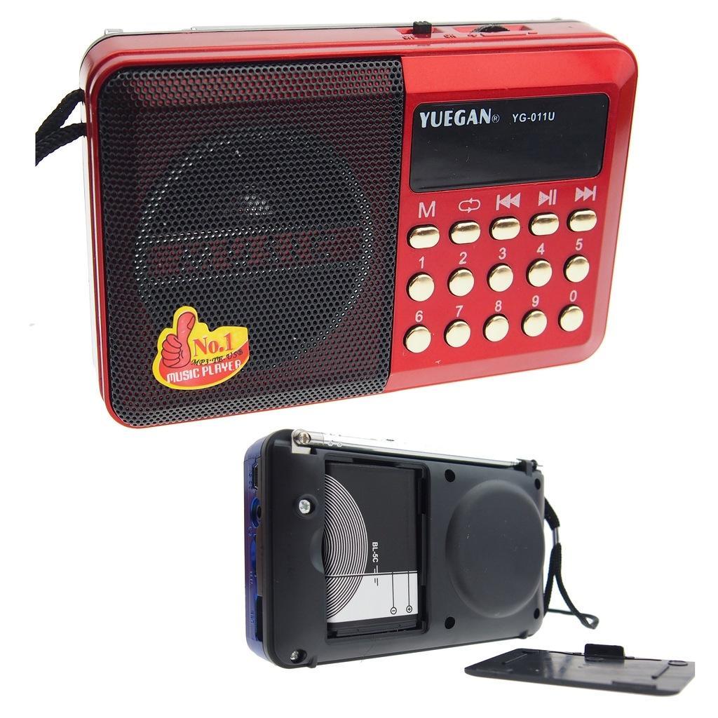 Bezprzewodowe radio, Odtwarzacz turystyczny Pendri