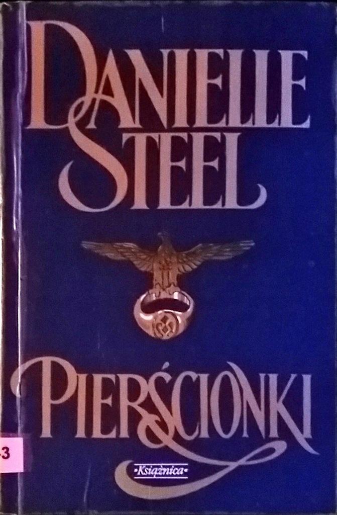 """Znalezione obrazy dla zapytania: Pierścionki Autor: Danielle Steel"""""""