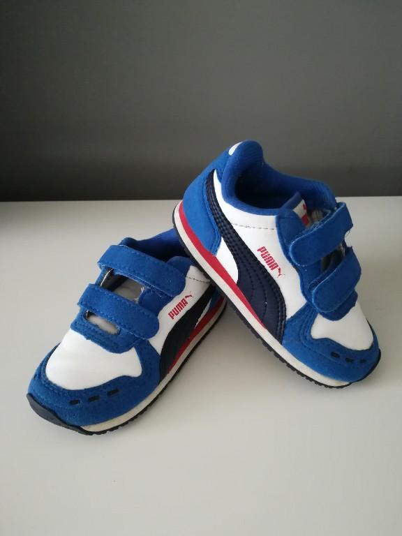 Buty sportowe dziecięce Puma rozmiar 24, trampki