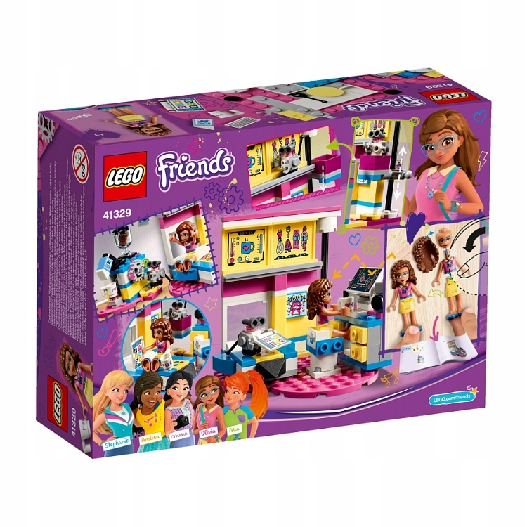 BV4268 LEGO FRIENDS KLOCKI LEGO 41329