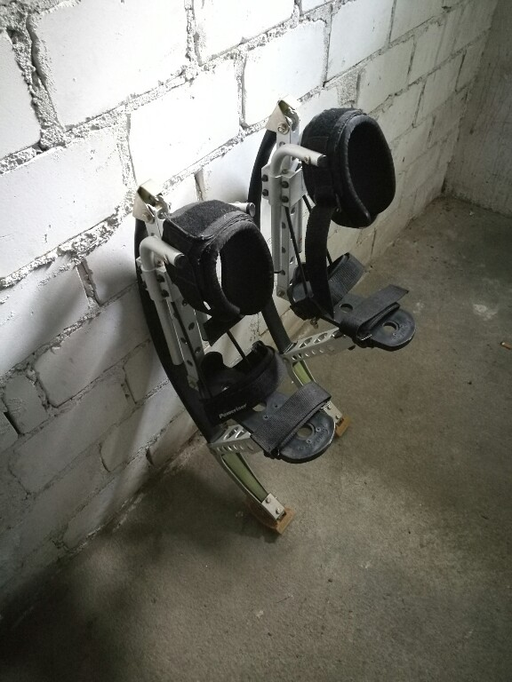 Skaczące szczudła Poweriser Advance PR5070