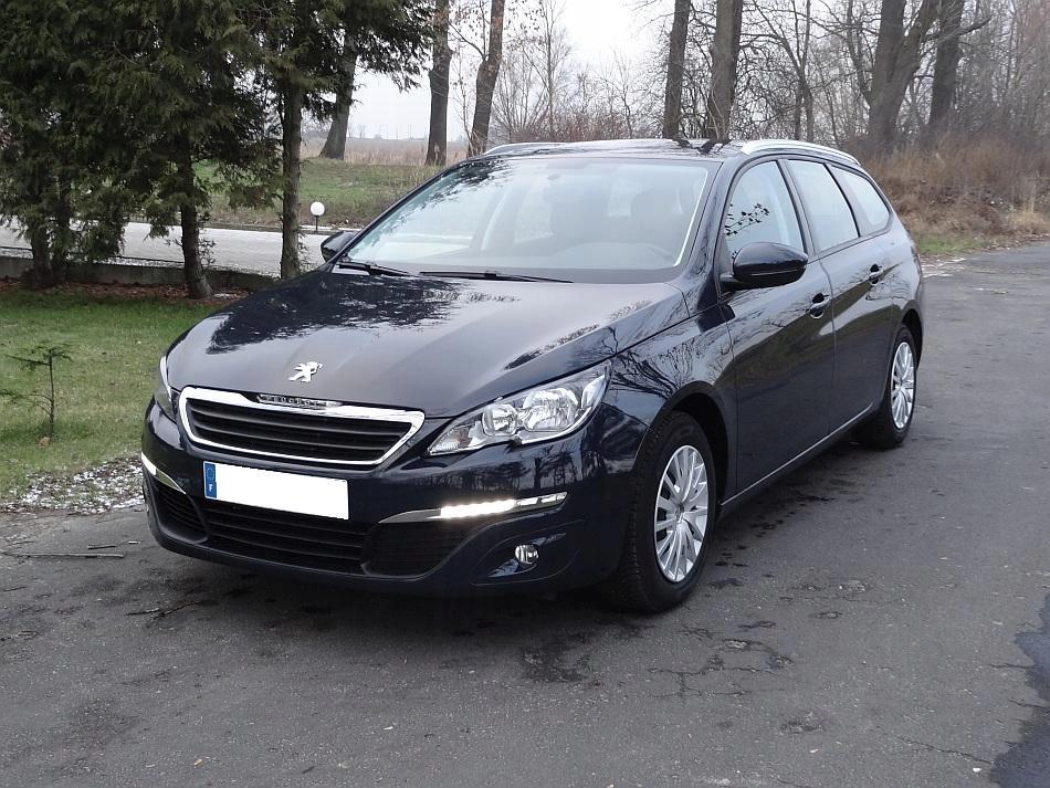 Peugeot 308 Sw 1 6 Bluehdi 120 Business Active 7765874506 Oficjalne Archiwum Allegro