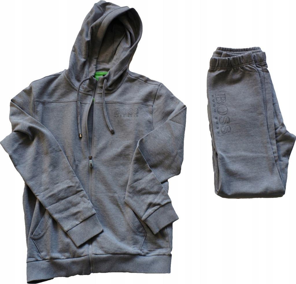 HUGO BOSS dres kompletny L Oryginał 100%