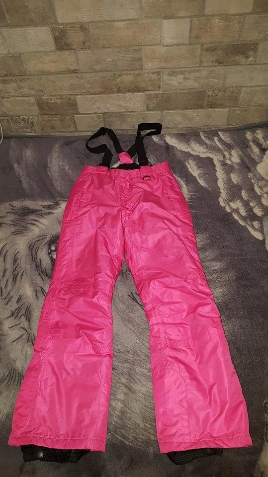 spodnie narciarskie crivit 134 140
