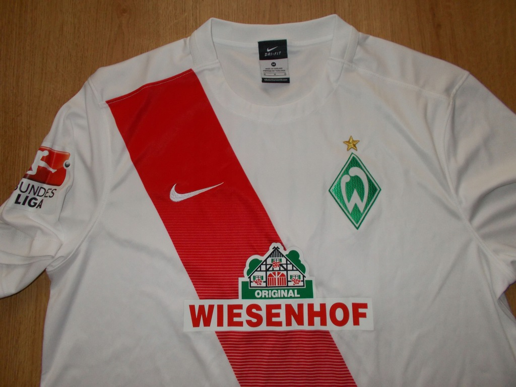 Koszulka Nike Werder Brema Jannik Vestergaard Nr 7