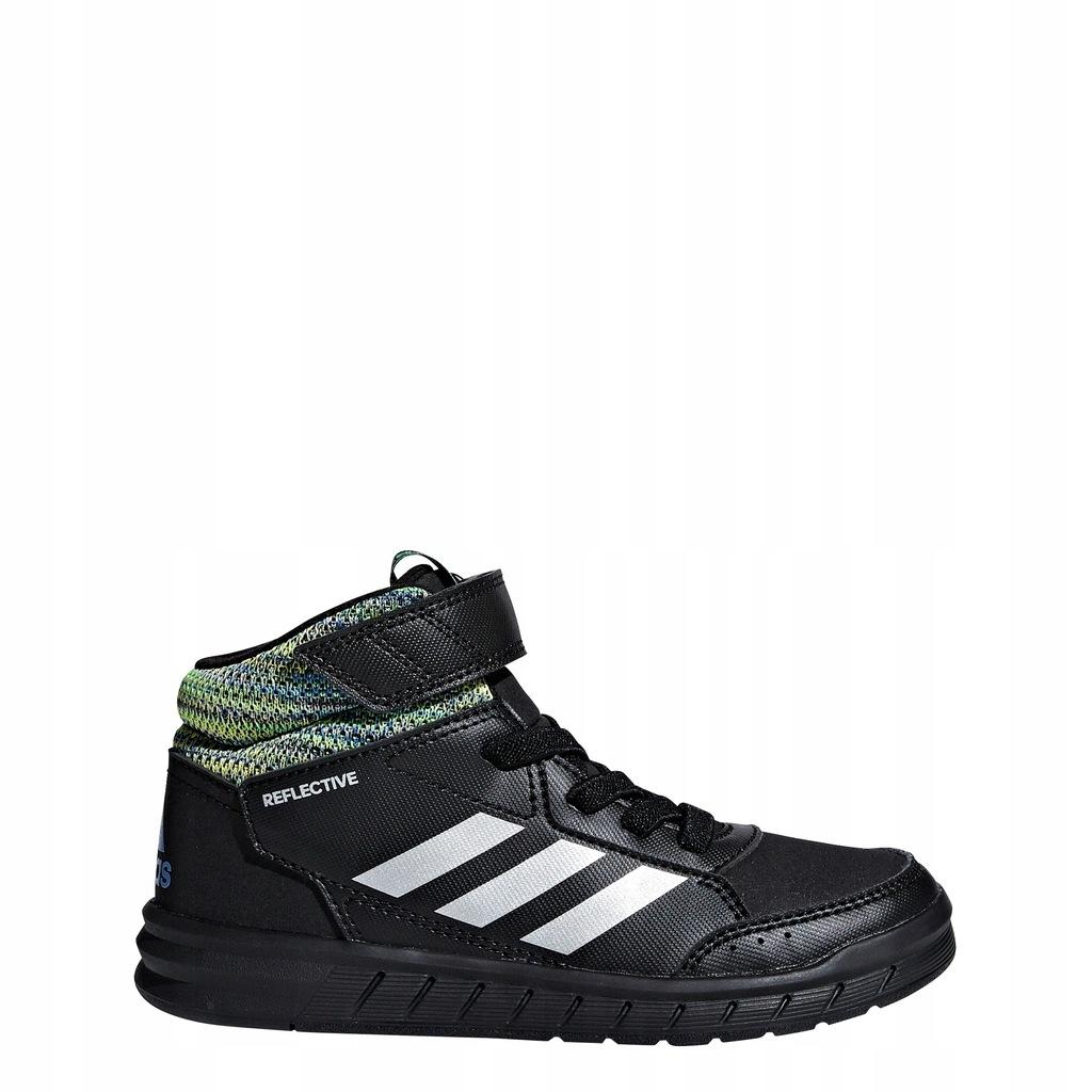 buty dziecięce zimowe adidas Alta r 32 AP9934