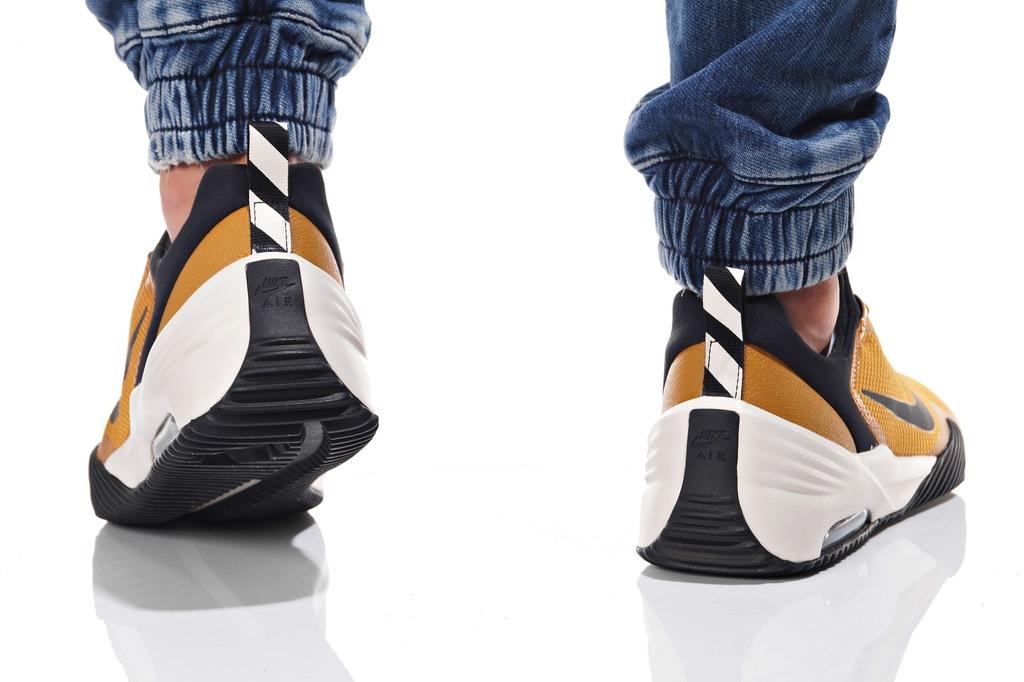 Buty Nike Men's Air Max Grigora Shoe 916767 700 Trampki i tenisówki męskie brązowe w Spartoo