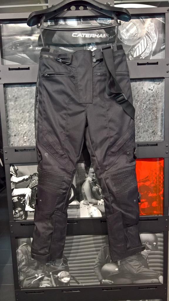 Spodnie tekstylne Rebelhorn Dasmkie Justice roz.DM