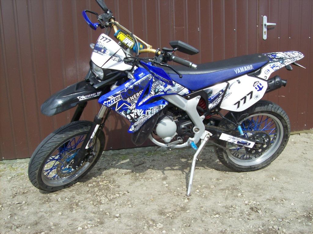 Yamaha DT 50 cm³ 2005 - Juankoski - Mopo - Nettimoto