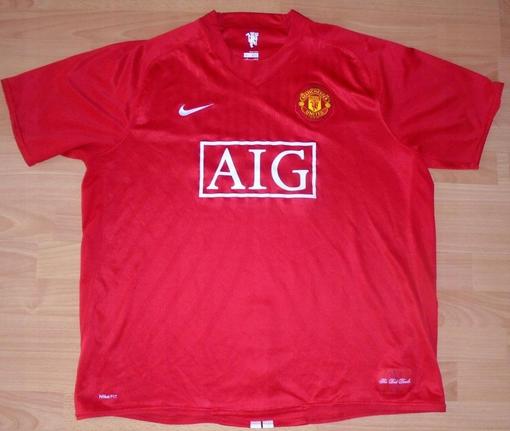 koszulka Manchester United Nike (09 10) > koszulki do