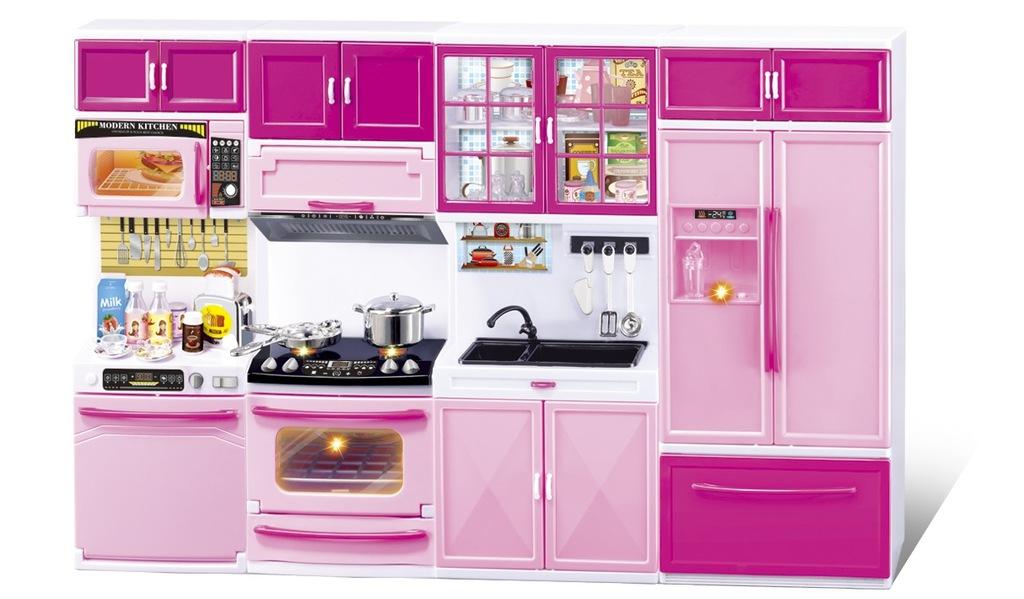Kuchnia Dla Lalek Barbie 7072639331 Oficjalne Archiwum Allegro