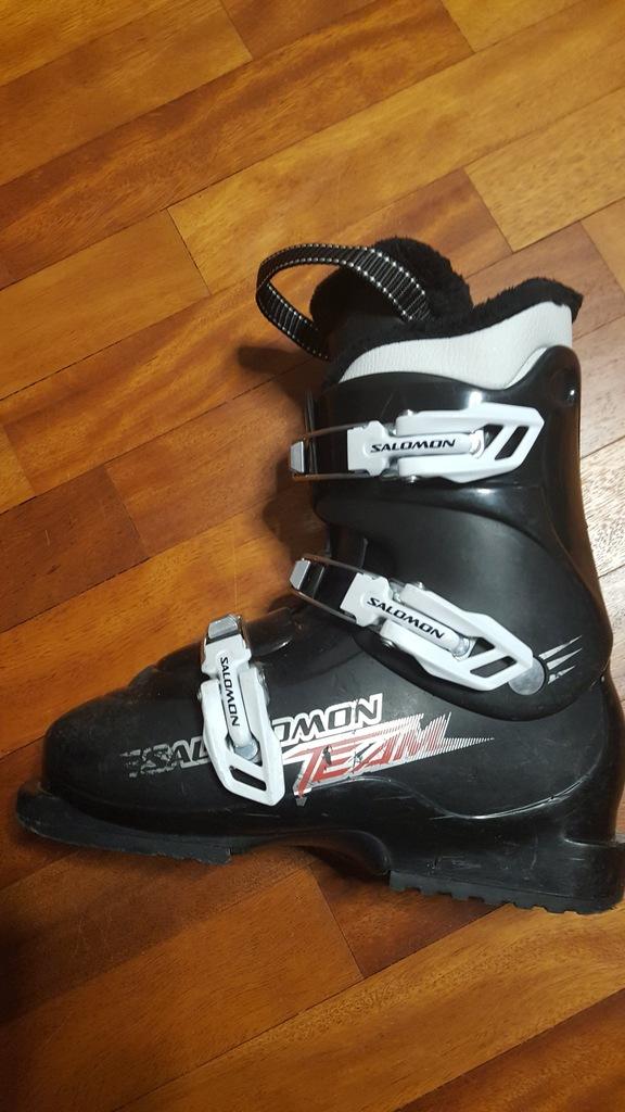 buty narciarskie dziecięce Salomon Team Junior 23