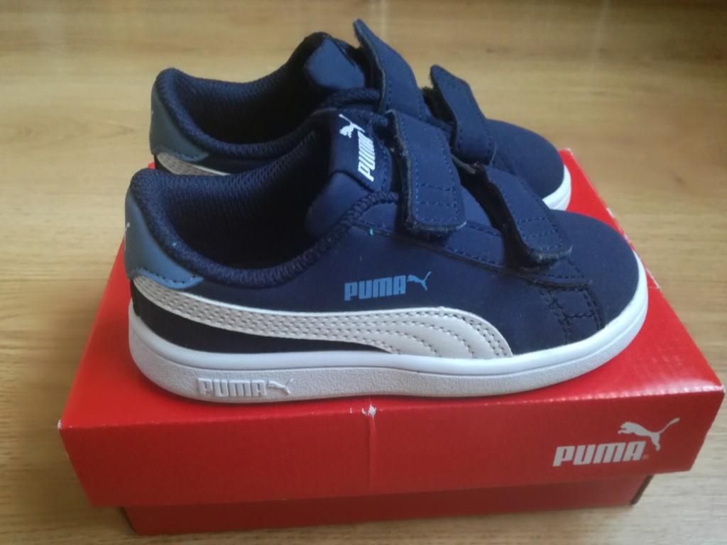 buty sportowe chłopięce Puma rozmiar 24