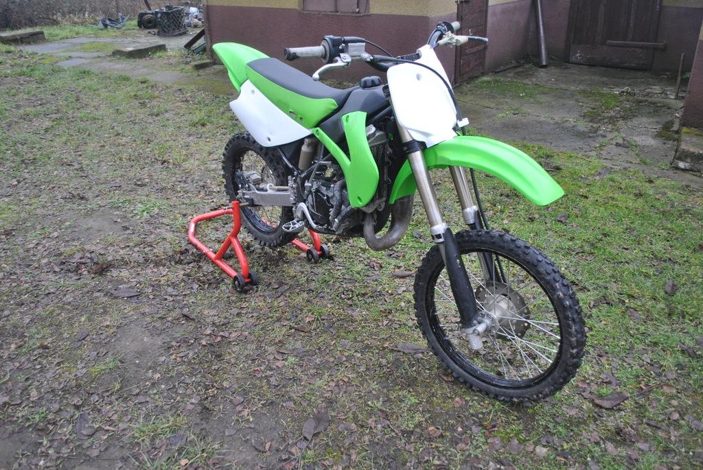Kawasaki Kx 85 2012r Bardzo Mocny Nie Ktm Sx Yz 7134508382 Oficjalne Archiwum Allegro