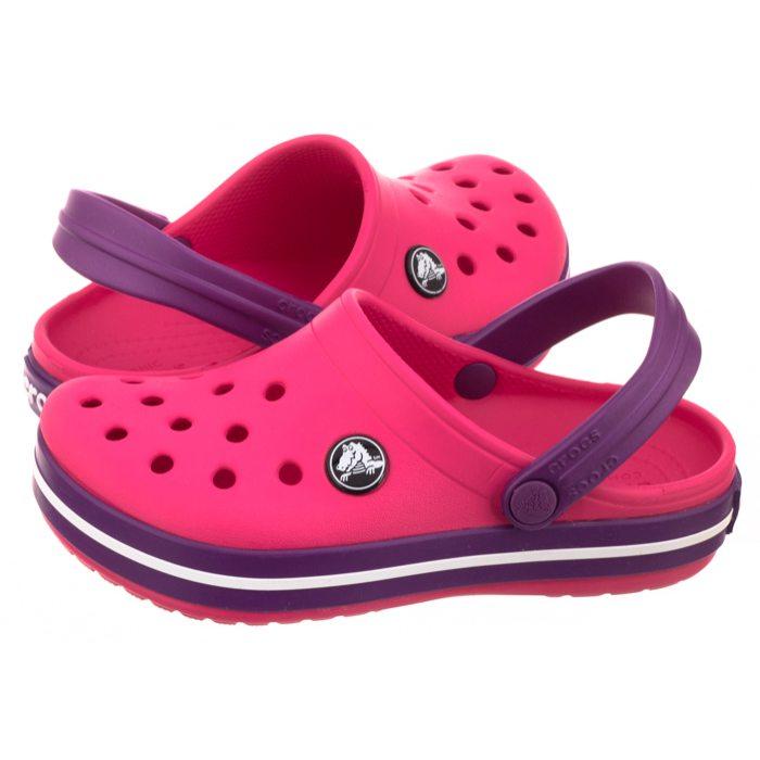Buty dla Dzieci Klapki Crocs Crocband Clog Różowe