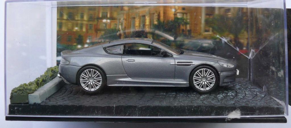 Aston Martin Dbs Casino Royale 007 Collection 1 43 7531188166 Oficjalne Archiwum Allegro