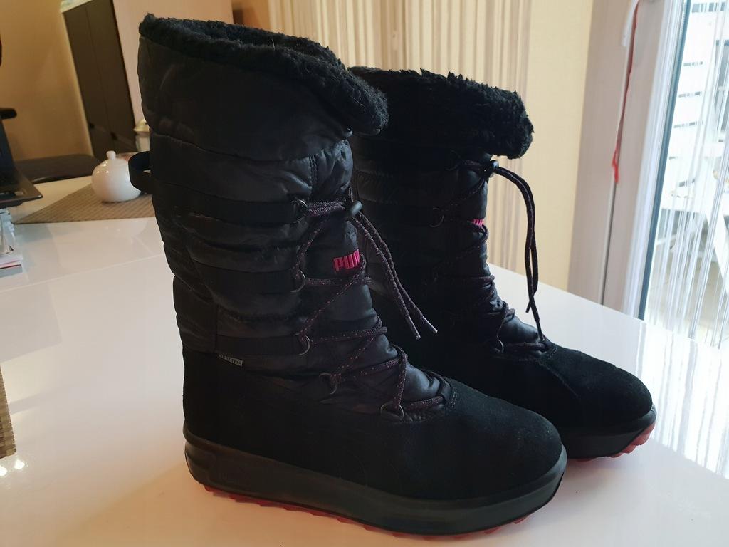 Buty PUMA Śniegowce GORE TEX BDB.STAN 7685550128