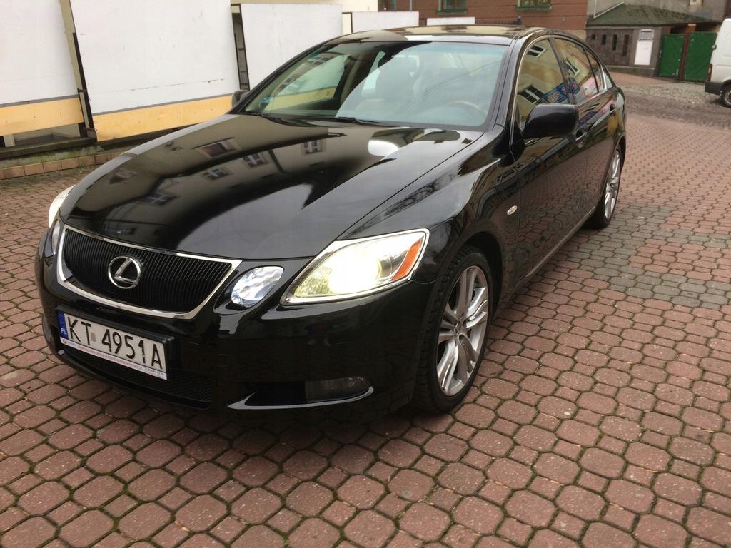 Lexus Gs 450h Sprz Zamienie Na Kombi Suv 4x4 Fv23 7526231480 Oficjalne Archiwum Allegro