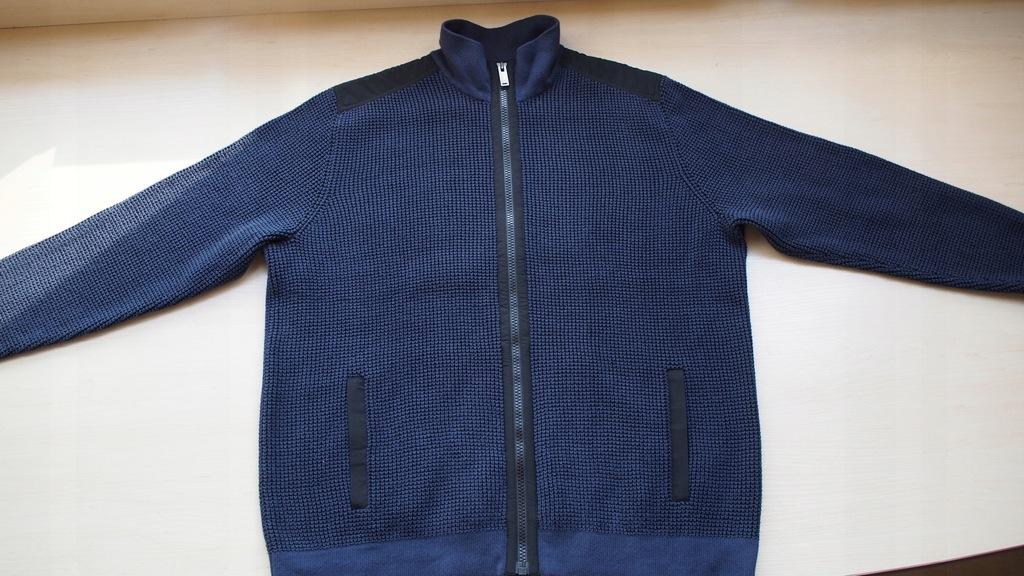 ŚLICZNY sweter XXL Calvin Klein - NOWY