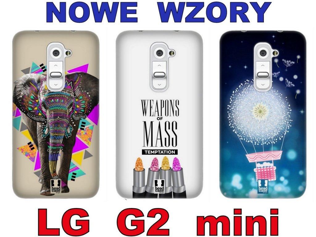 Futeral Silikon Etui Gumowe Na Telefon Lg G2 Mini 6197709399 Oficjalne Archiwum Allegro