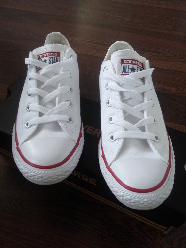 Trampki Converse All Star Optical White, białe 34
