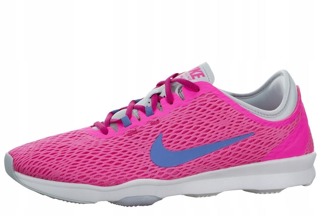 Buty damskie na siłownię NIKE zoom fit 41 26,5 cm