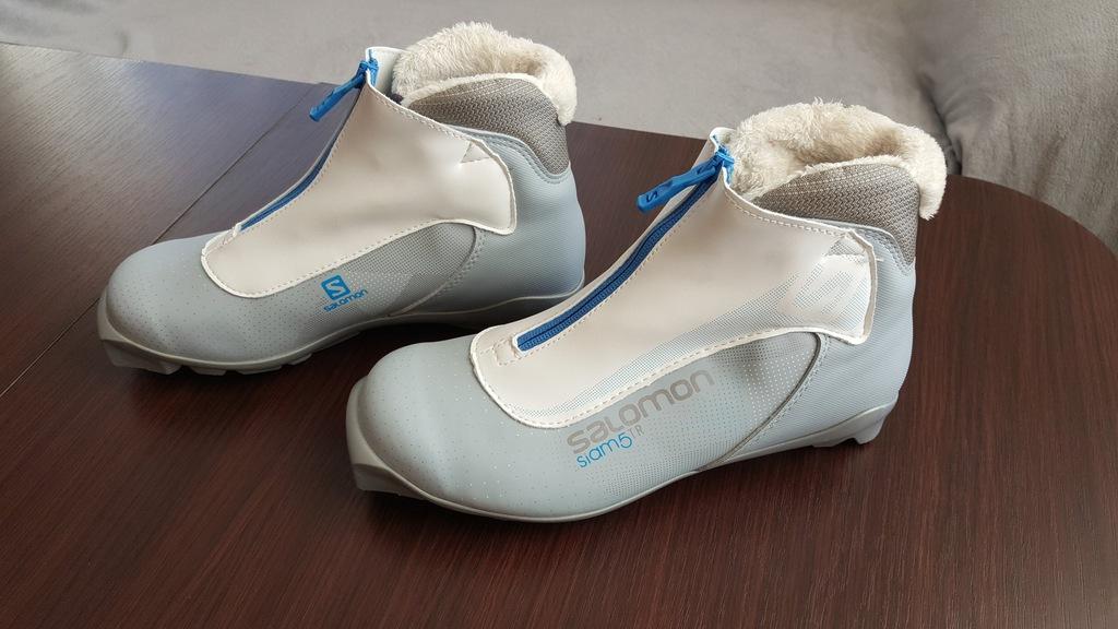 Buty biegowe SALOMON Siam 5 TR SNS PROFIL r.38 23