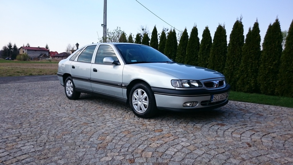 Renault Safrane 2.9 V6 RXE