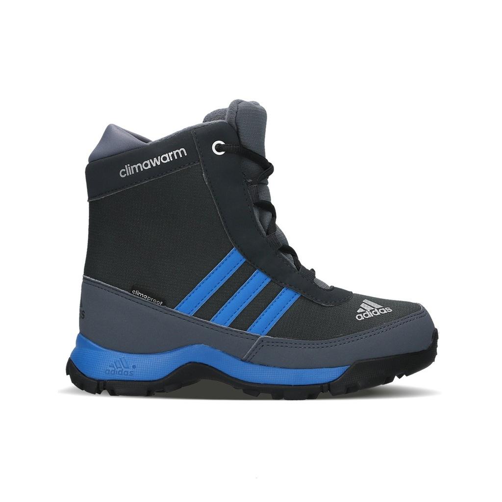 ADIDAS (34) ADISNOW buty śniegowce dziecięce