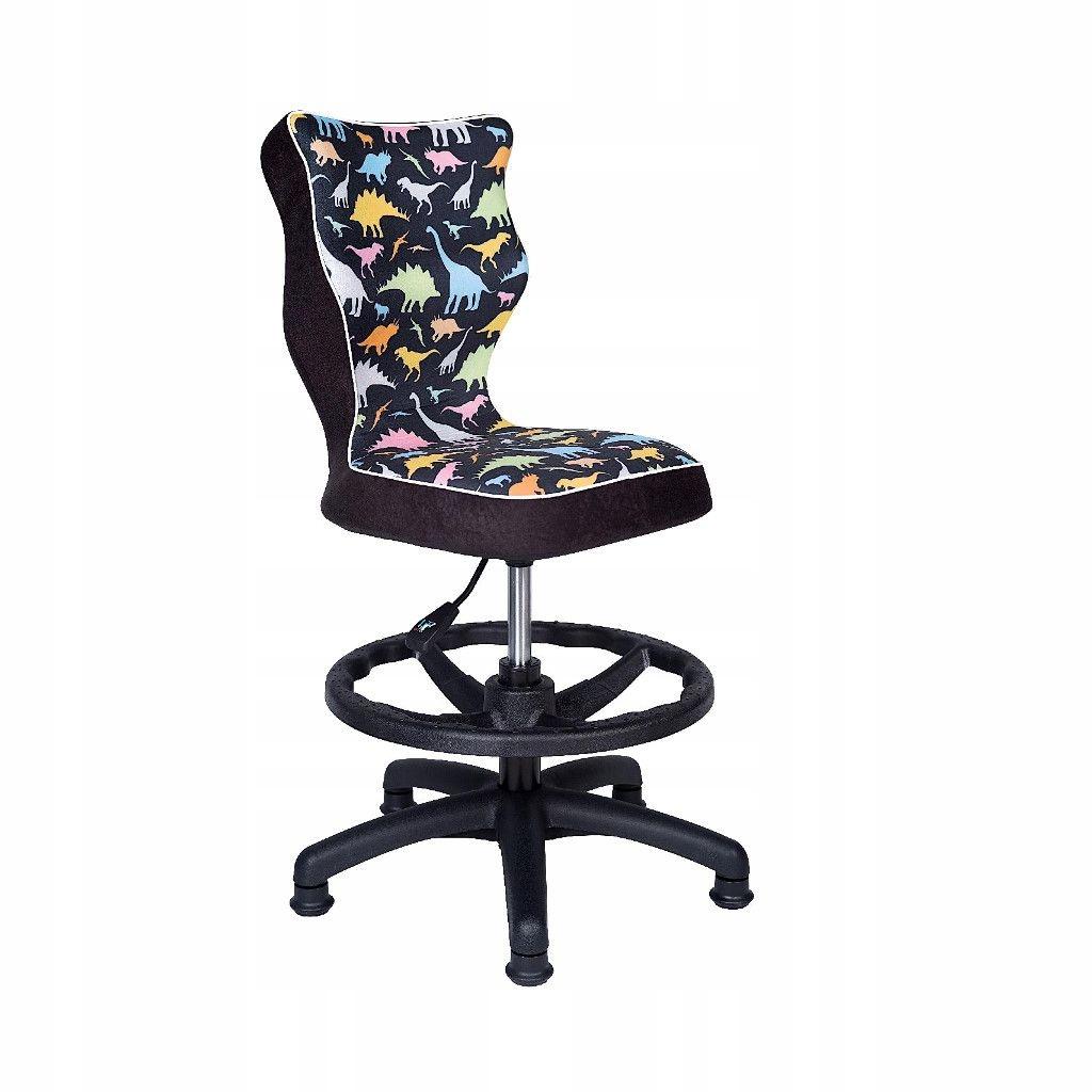 ENTELO Krzesło obrotowe Storia rozmiar 3 dinozaury