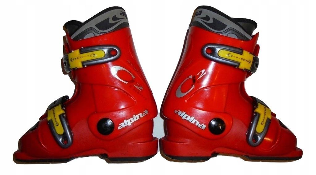 Buty narciarskie ALPINA DISCOVERY 2 roz. 18,5 (29)