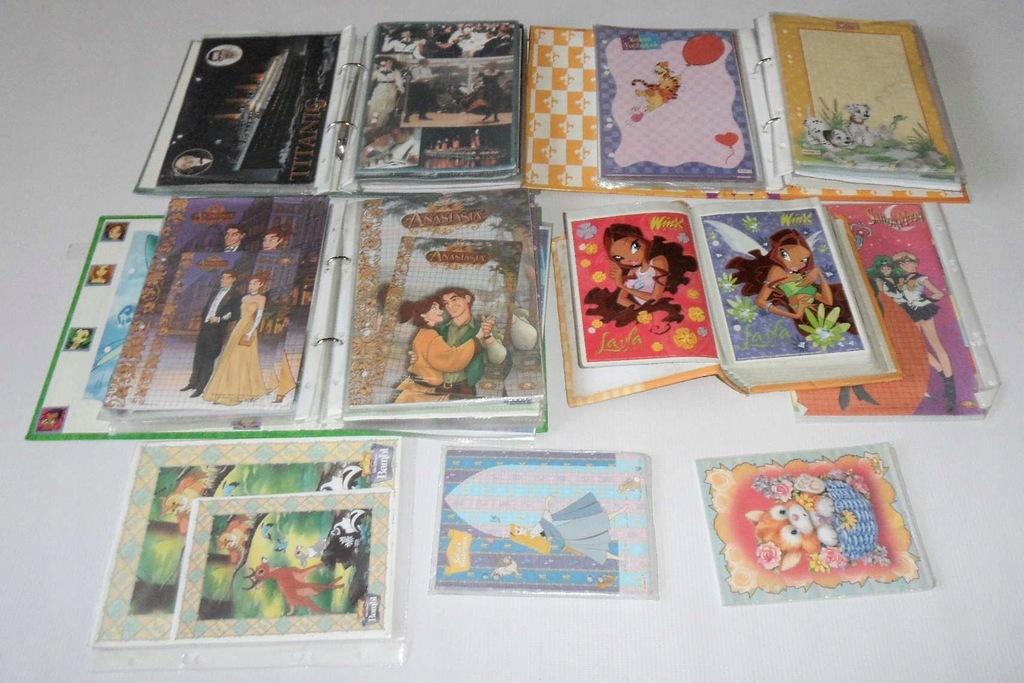 Karteczki Do Segregatora Mega Zestaw 7645439659 Oficjalne Archiwum Allegro