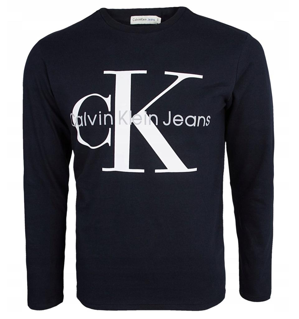 CALVIN KLEIN Koszulka LongSleeve XL- HIT -15% 2szt