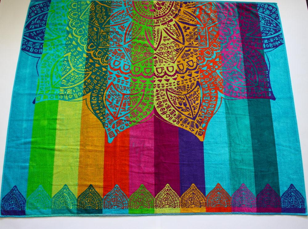 Ręcznik Plażowy Dwuosobowy Bawełna Egipska 150x175 7324839915 Oficjalne Archiwum Allegro