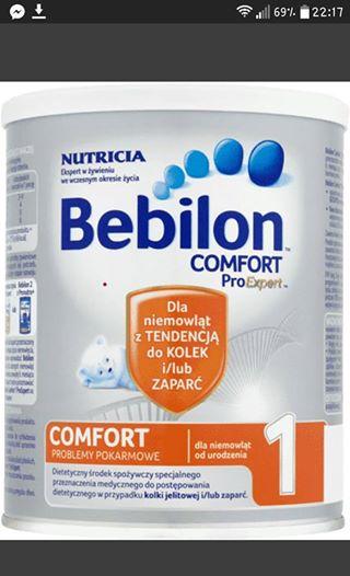 Bebilon COMFORT 1 ProExpert (DWA OPAKOWANIA 800G)