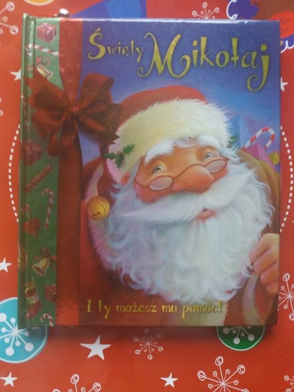 Swiety Mikolaj I Ty Mozesz Mu Pomoc Hit 7686517454 Oficjalne Archiwum Allegro