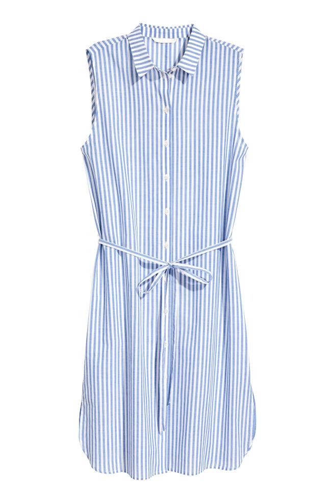362 H&M sukienka paski długa koszula 42 XL 7400851214  2QbLq