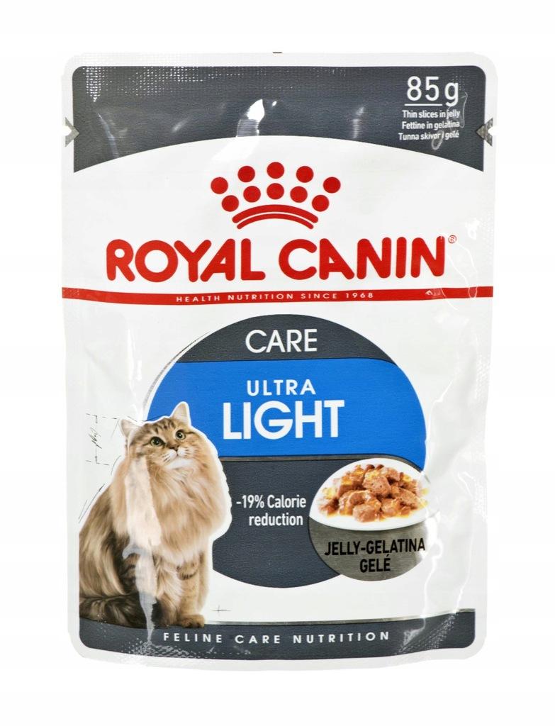 Royal Canin Karma Royal Canin FHN Ultra Light Je