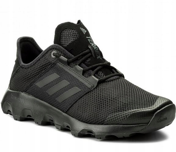 ADIDAS TERREX CC VOYAGER (CM7535) Męskie | cena 299,99 PLN, kolor CZARNY | Buty outdoor adidas