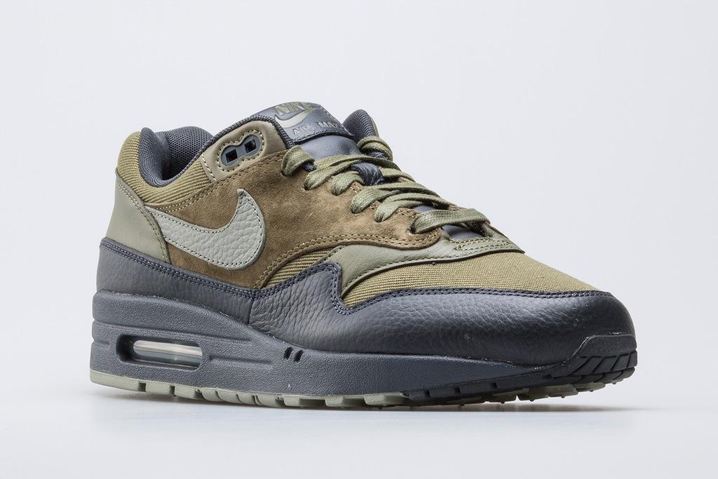 Buty męskie sneakersy Nike Air Max 1 Premium 875844 100 BIAŁY