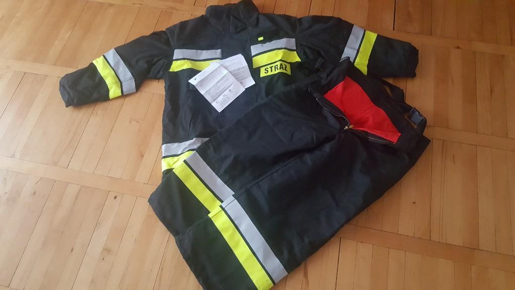Ubranie strażaka specjalne C1 Platinum