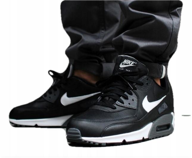 Nike Buty damskie Air Max 95 OG biało czarne r. 38 (307960 113) ID produktu: 5673166