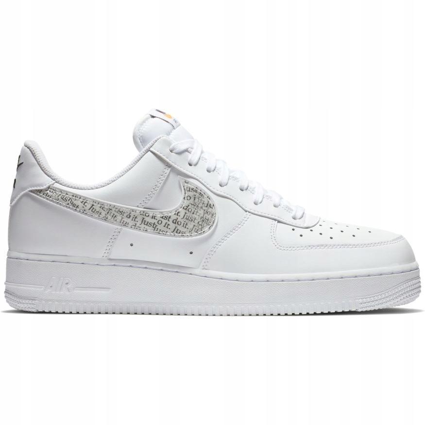 Buty Nike Air Force 1 07 LV8 JDI BQ5361 100 #39