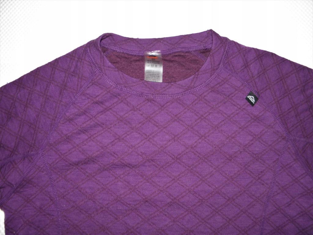 McKINLEY 55% merino wool koszulka termo ,r.40