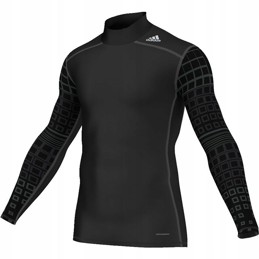 Koszulka adidas Techfit Base Long Sleeve Moch XL c