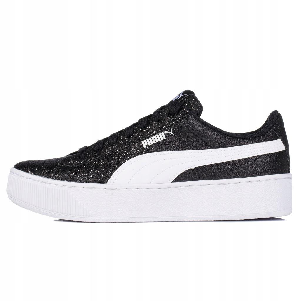 Buty dziecięce Puma Vikky Platform Glitz 36685602
